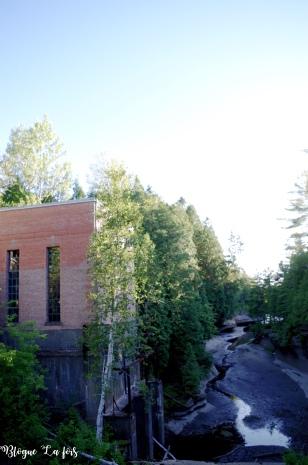 Ancienne centrale hydroélectrique