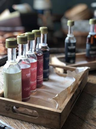 Dégustation de vinaigre Crédit photo : lafois.ca - Blogue aventures et voyages